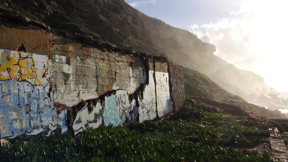 Street Art Portugal - erosion